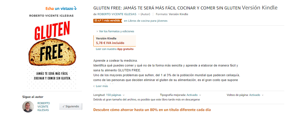 gluten free amazon
